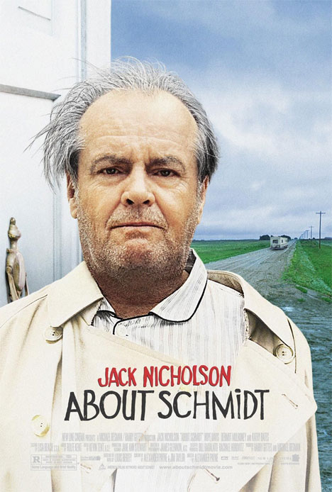About Schmidt Poster #1