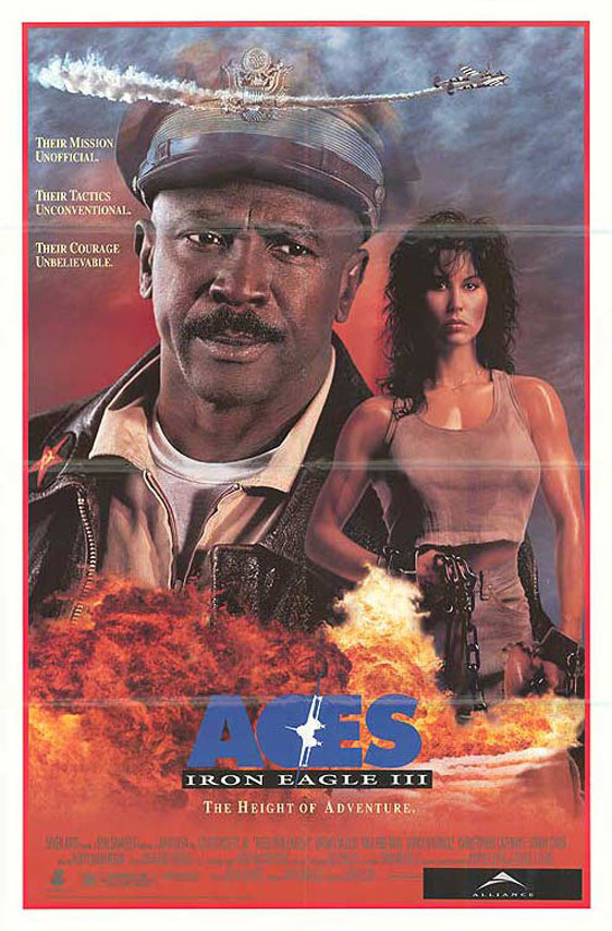 Aces: Iron Eagle III Poster #1