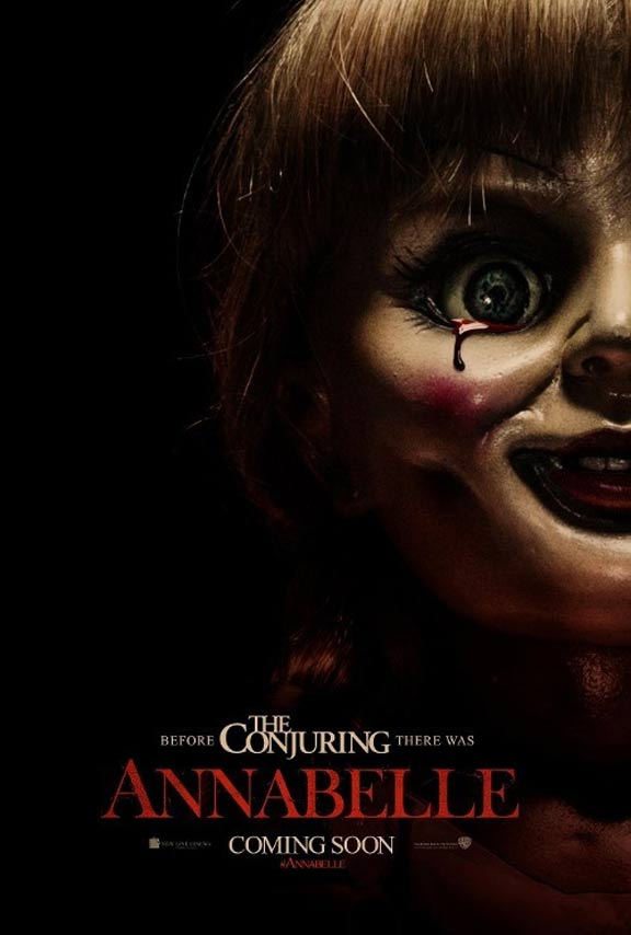 Annabelle Poster #1