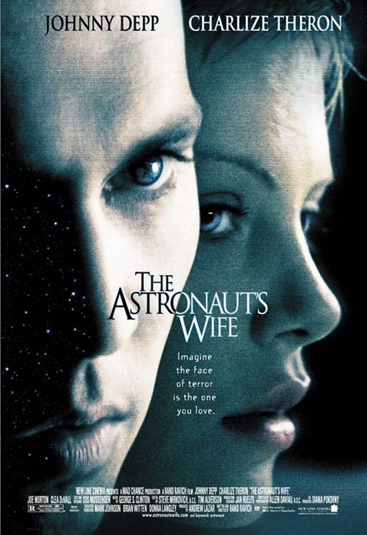 The Astronaut's Wife Poster #1