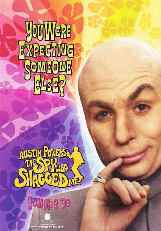 Austin Powers: The Spy Who Shagged Me Poster #3