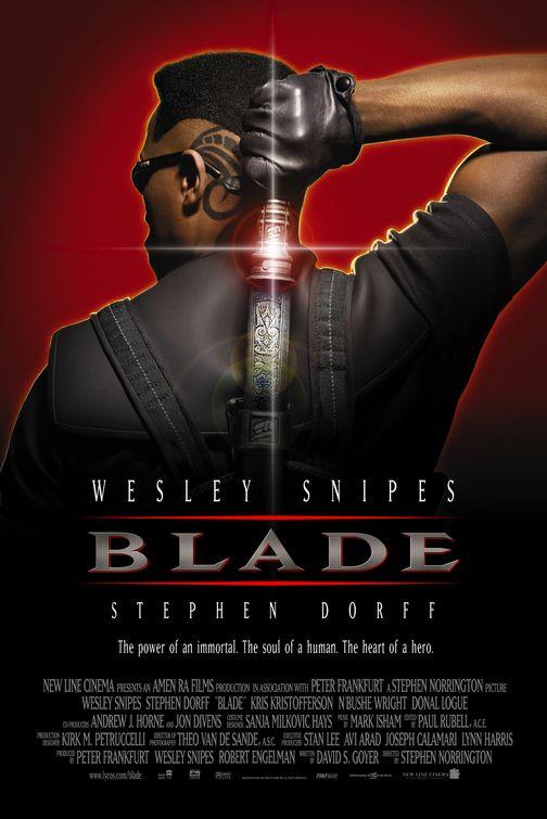Blade Poster #1