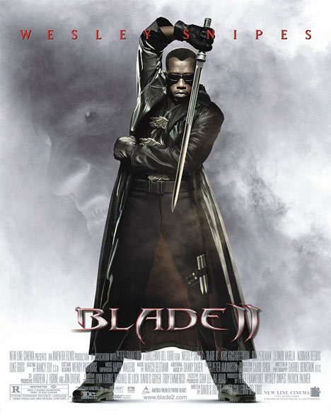 Blade II Poster #1