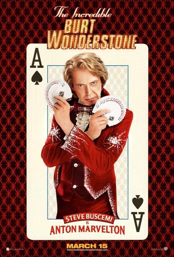 The Incredible Burt Wonderstone Poster #3