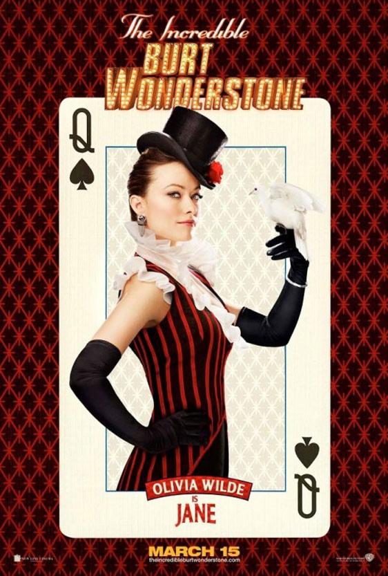 The Incredible Burt Wonderstone Poster #4