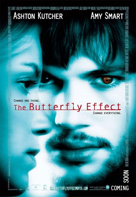 The Butterfly Effect Poster #1