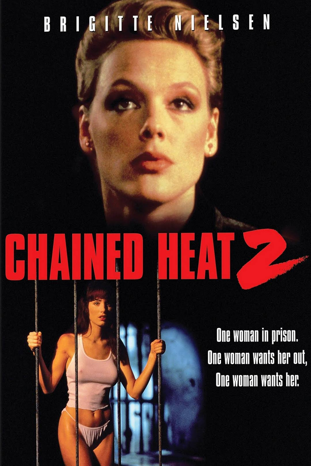 Chained Heat II Poster #1