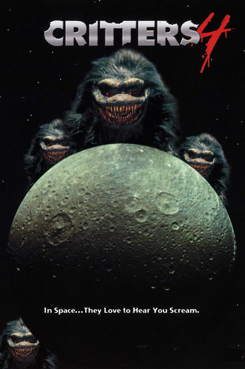 Critters 4 Poster #1
