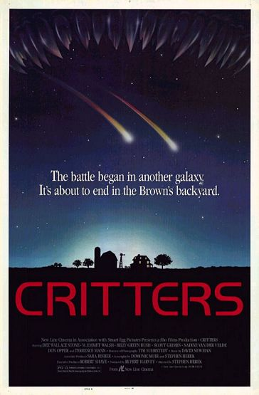 Critters Poster #1