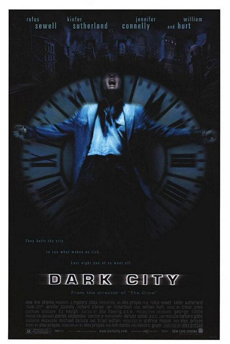 Dark City Poster #1