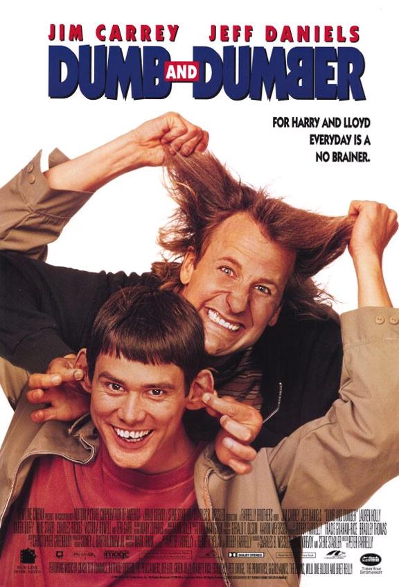 Dumb & Dumber Poster #1