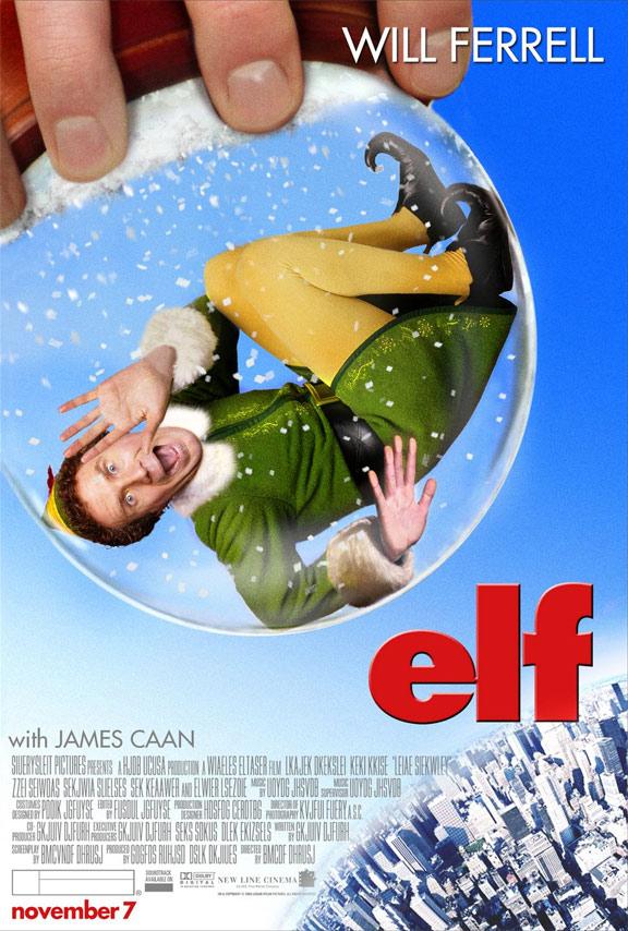 Elf Poster #2
