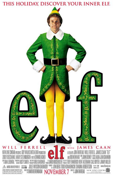 Elf Poster #1