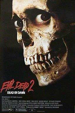 Evil Dead II Poster #1
