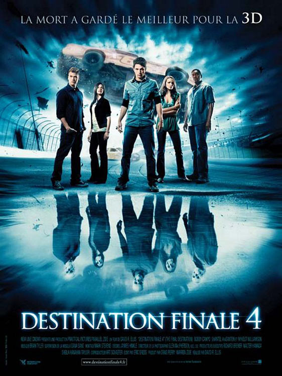 The Final Destination Poster #2