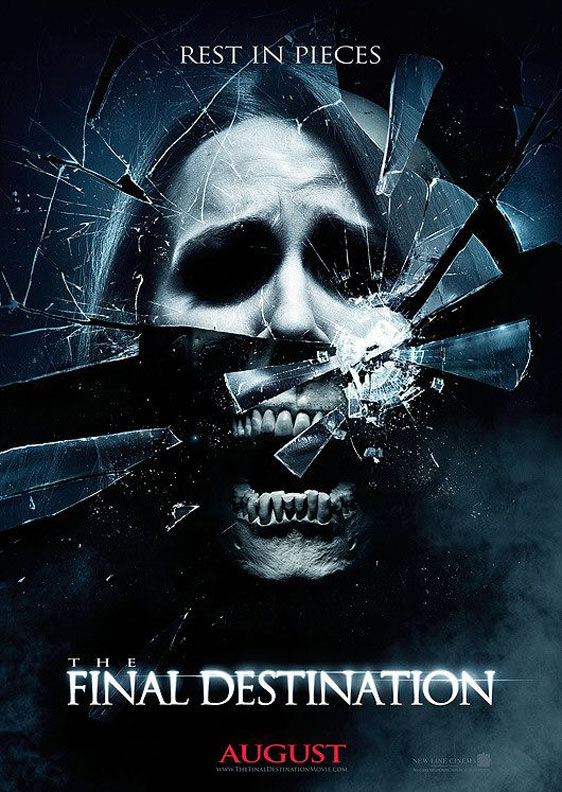The Final Destination Poster #1