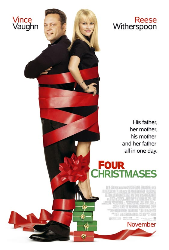 Four Christmases Poster #1