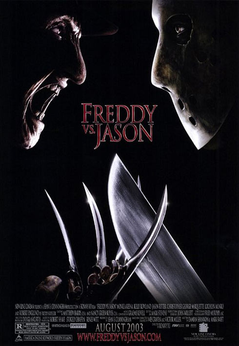 Freddy vs. Jason Poster #1