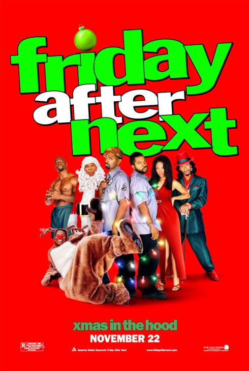 Friday After Next Poster #1