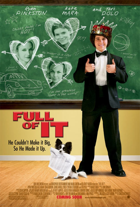 Full of It Poster #1