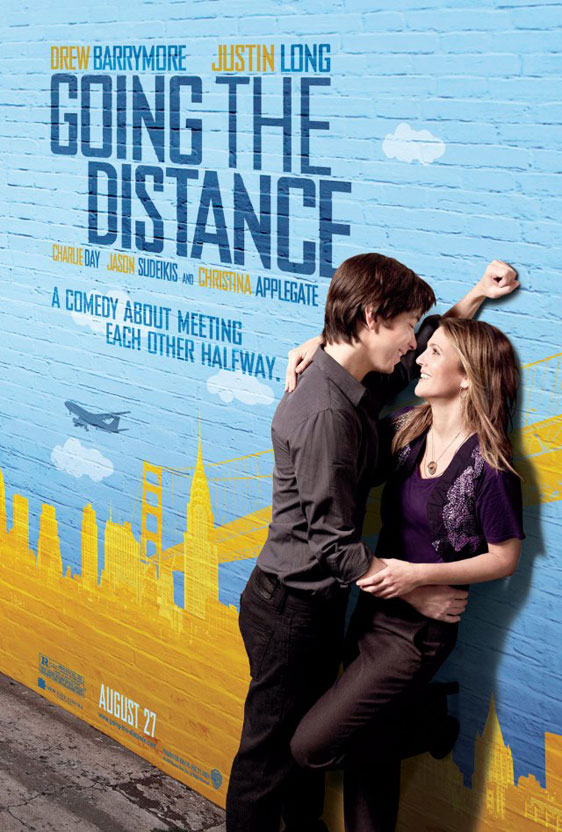 Going the Distance Poster #1