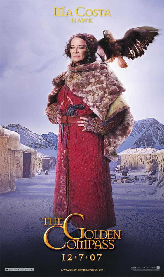 The Golden Compass Poster #3