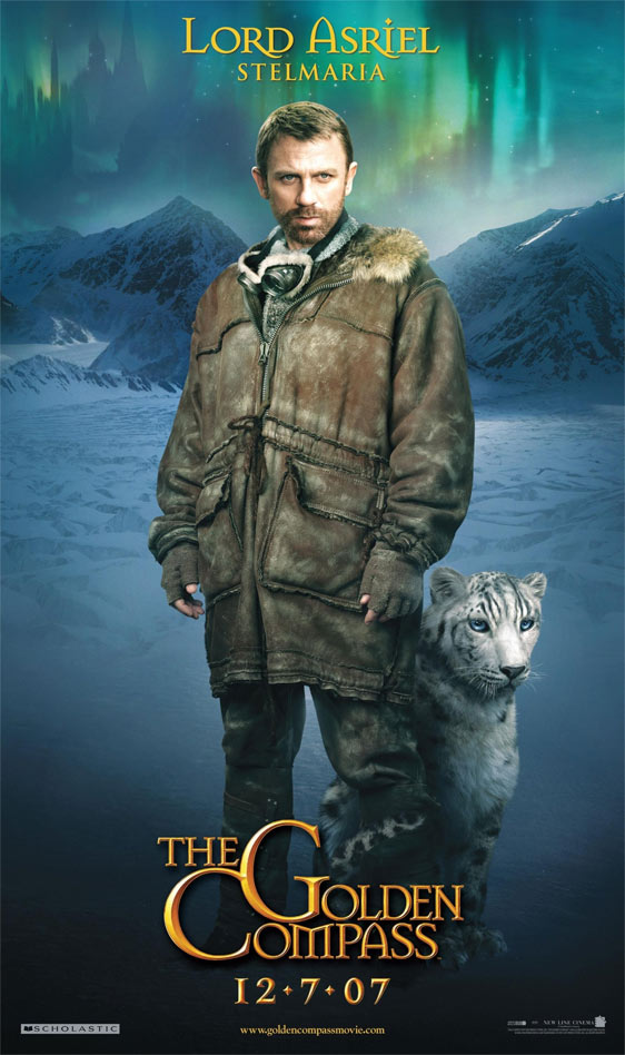 The Golden Compass Poster #8