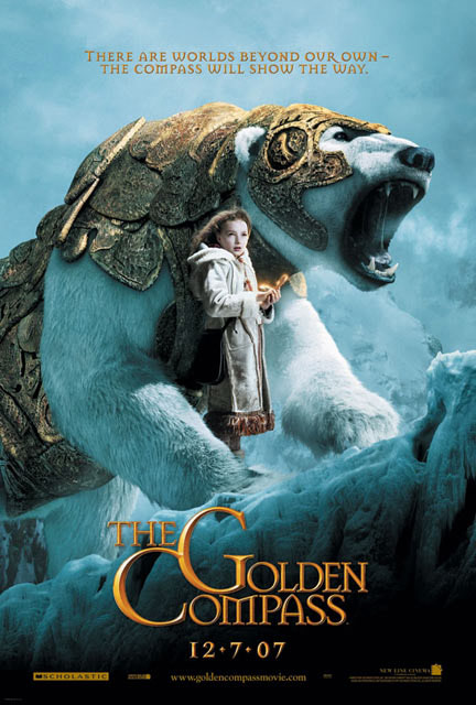The Golden Compass Poster #1