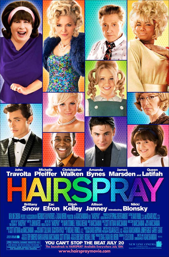 Hairspray Poster #2