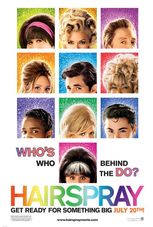 Hairspray Poster #1