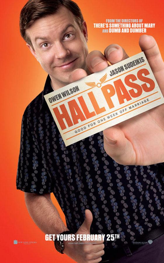 Hall Pass Poster #2