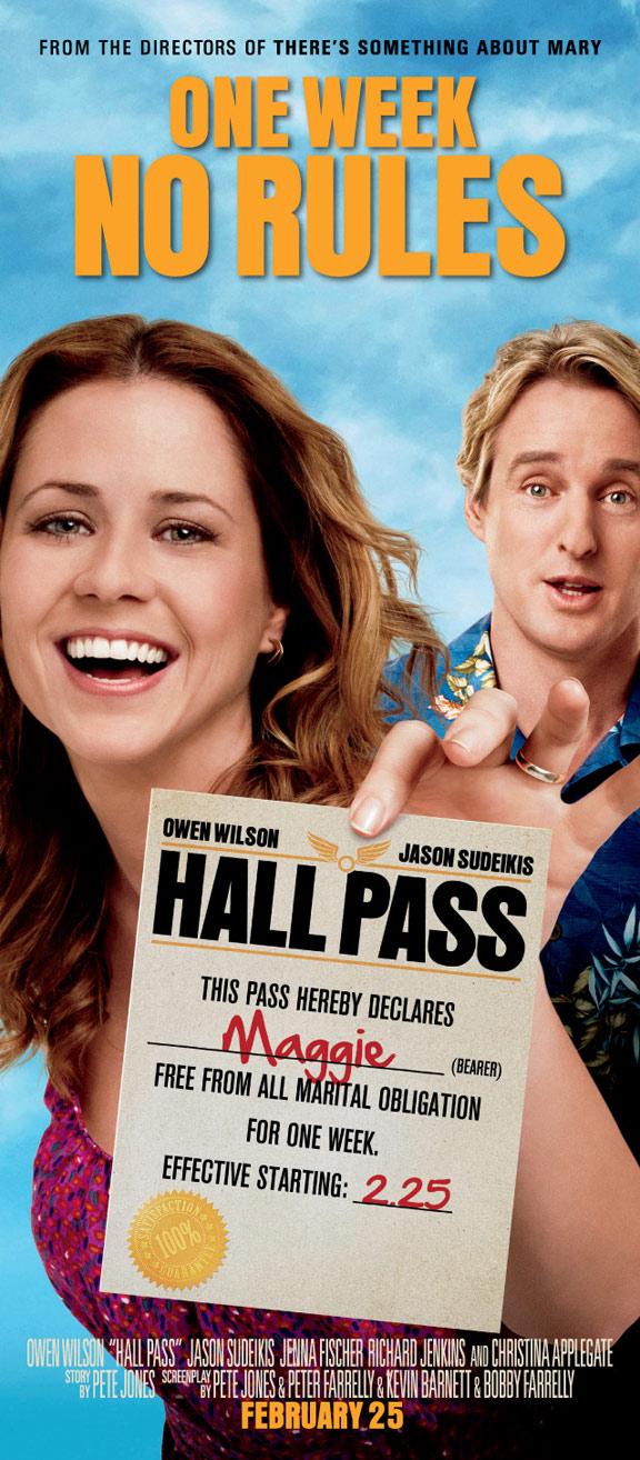 Hall Pass Poster #5