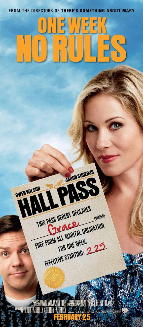 Hall Pass Poster #7