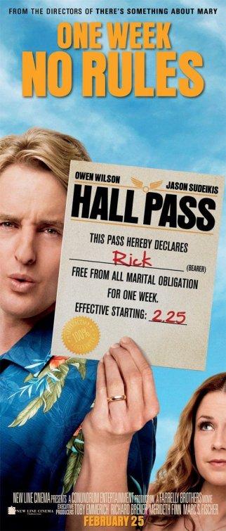 Hall Pass Poster #9
