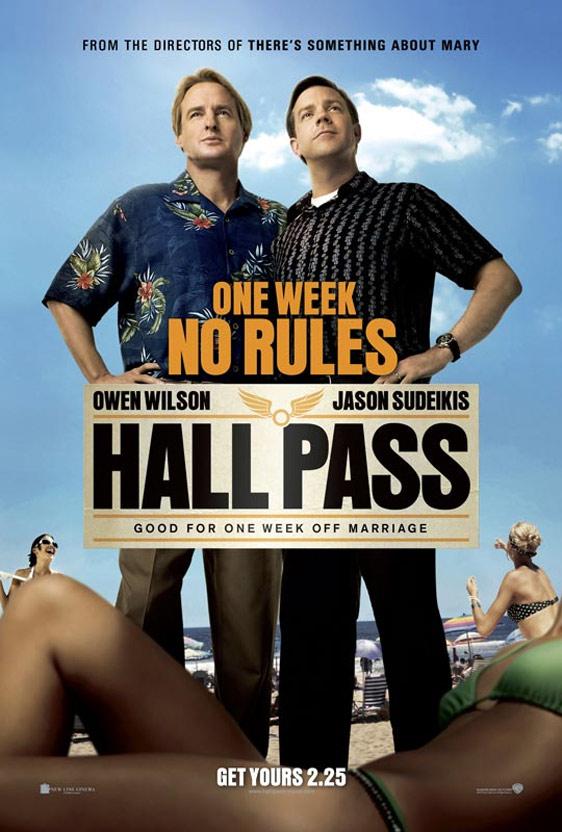 Hall Pass Poster #1