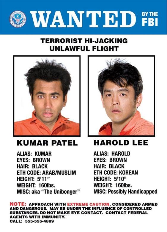 Harold & Kumar Escape from Guantanamo Bay Poster #2