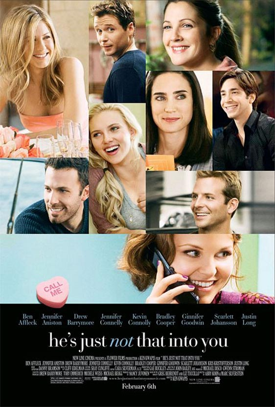 He's Just Not That Into You Poster #2