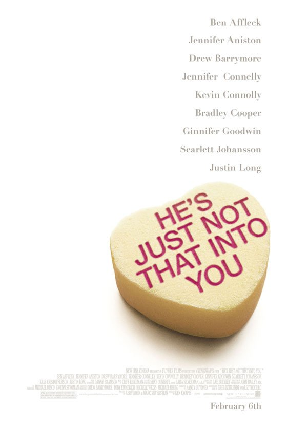 He's Just Not That Into You Poster #1