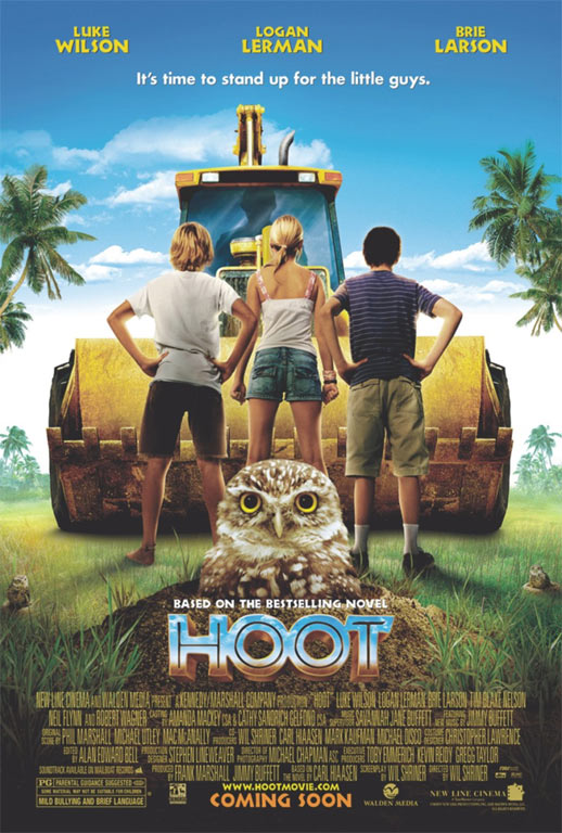 Hoot Poster #1