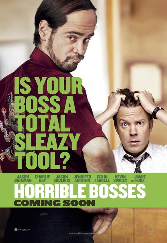 Horrible Bosses Poster #2
