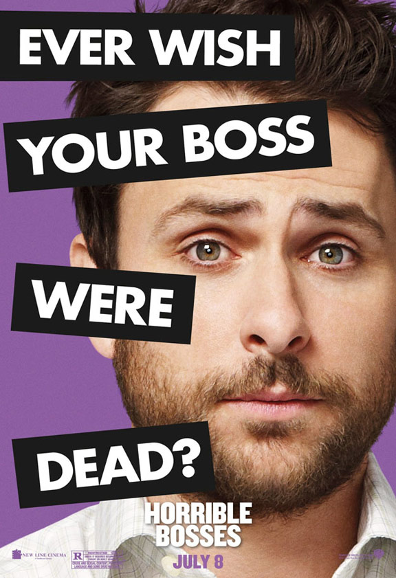 Horrible Bosses Poster #9