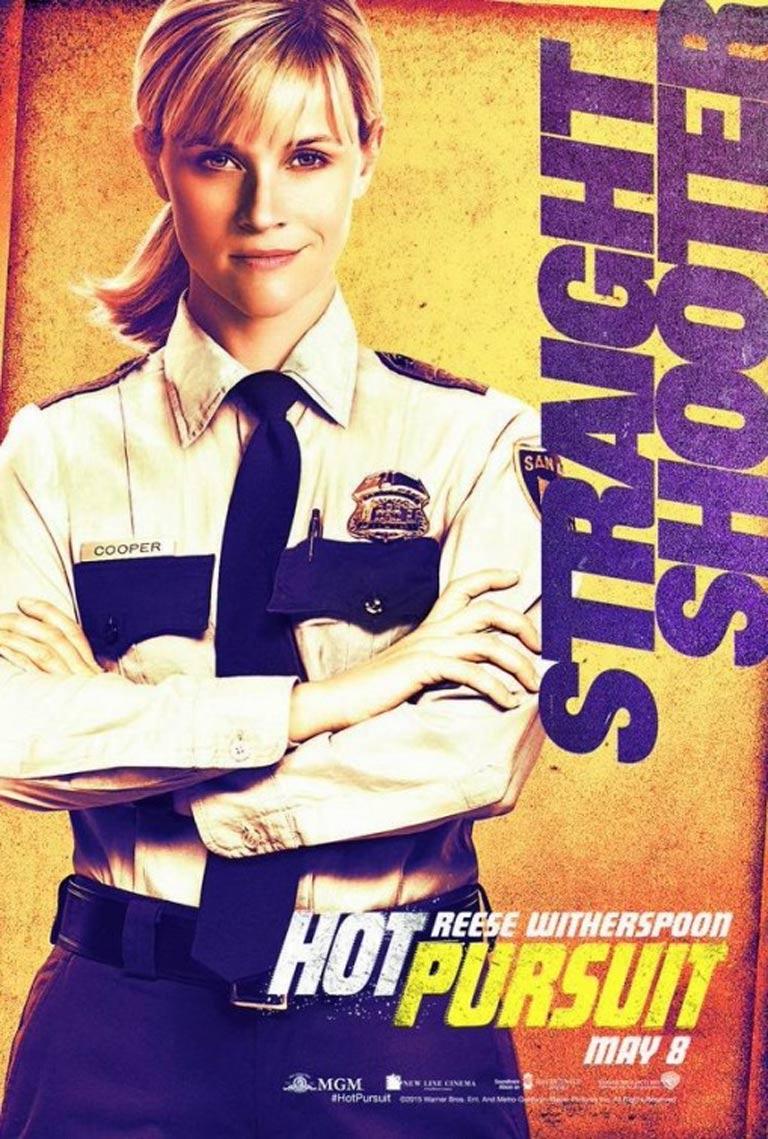 Hot Pursuit Poster #2