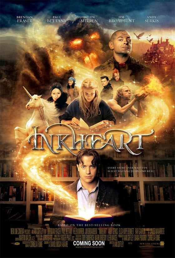 Inkheart Poster #1