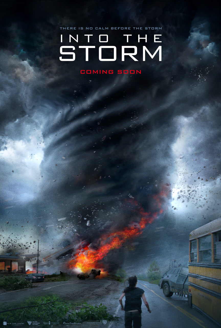 Into the Storm Poster #1