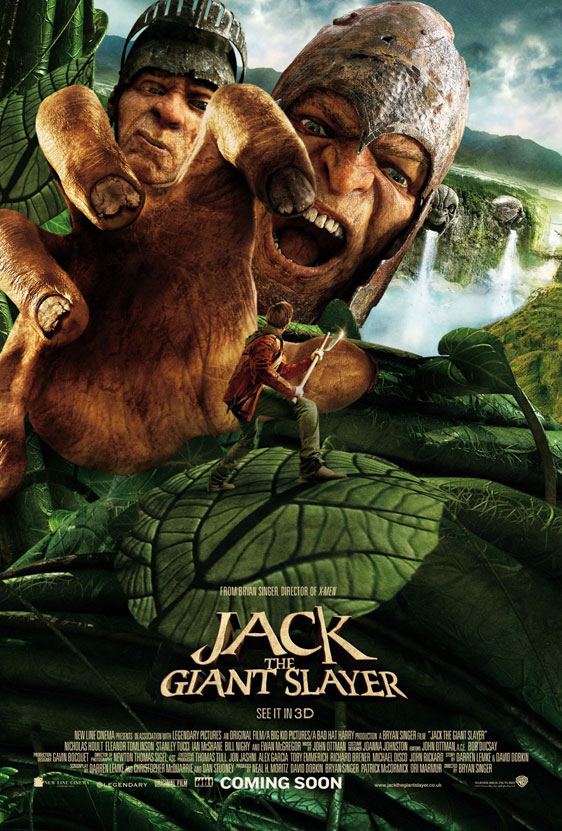 Jack the Giant Slayer Poster #11