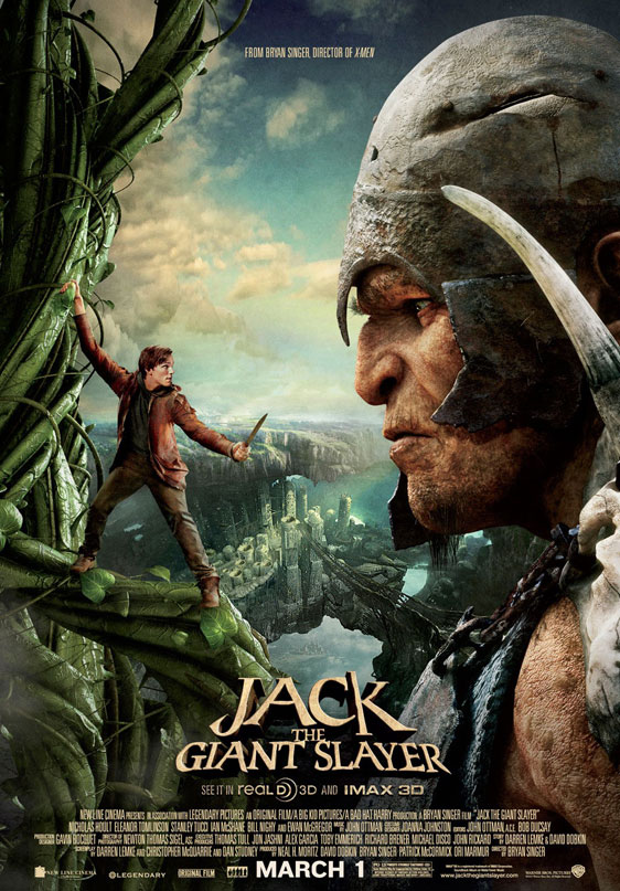 Jack the Giant Slayer Poster #12