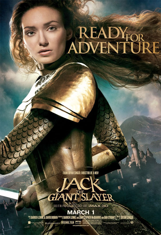 Jack the Giant Slayer Poster #15