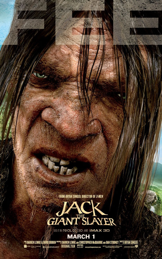 Jack the Giant Slayer Poster #4