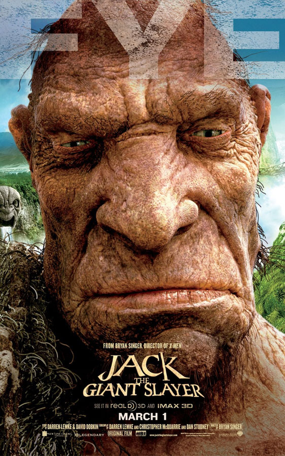 Jack the Giant Slayer Poster #5