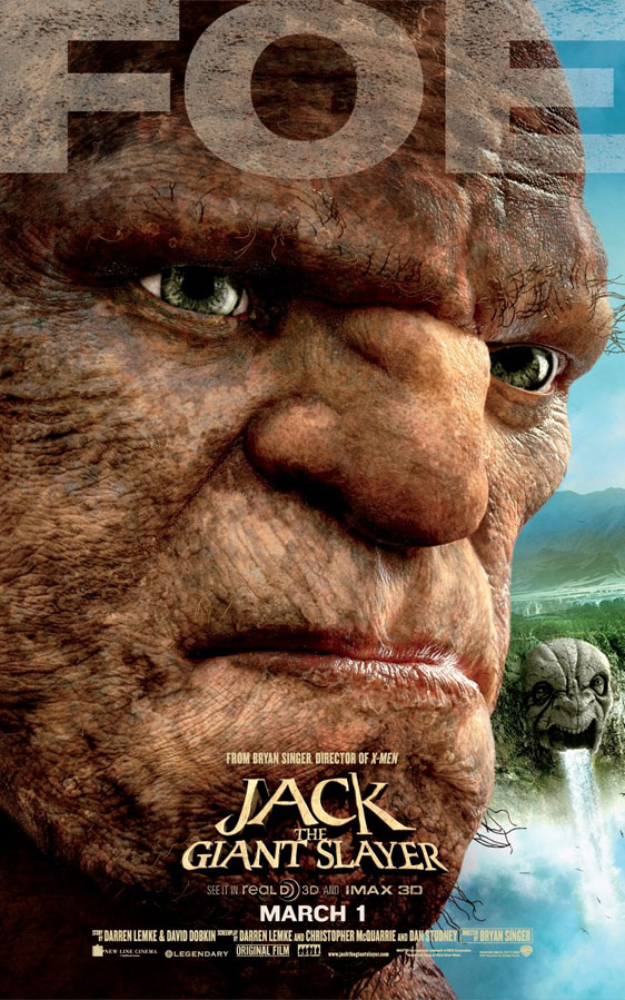 Jack the Giant Slayer Poster #6